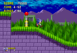 Sonic the Hedgehog Megadrive 125