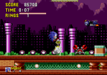 Sonic the Hedgehog Megadrive 134