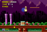 Sonic the Hedgehog Megadrive 135
