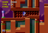 Sonic the Hedgehog Megadrive 138