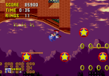 Sonic the Hedgehog Megadrive 140