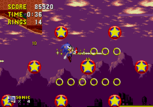 Sonic the Hedgehog Megadrive 141