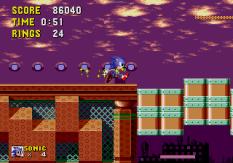 Sonic the Hedgehog Megadrive 143