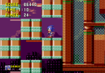 Sonic the Hedgehog Megadrive 145