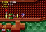 Sonic the Hedgehog Megadrive 150