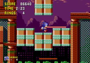 Sonic the Hedgehog Megadrive 152
