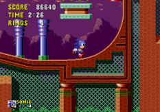 Sonic the Hedgehog Megadrive 153