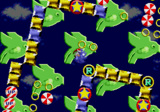 Sonic the Hedgehog Megadrive 163