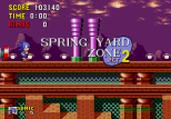 Sonic the Hedgehog Megadrive 169