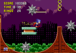 Sonic the Hedgehog Megadrive 172