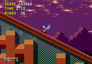 Sonic the Hedgehog Megadrive 177