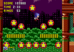 Sonic the Hedgehog Megadrive 181