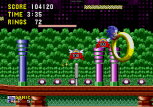 Sonic the Hedgehog Megadrive 183