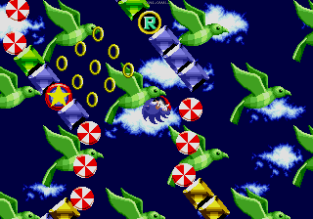 Sonic the Hedgehog Megadrive 185