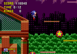 Sonic the Hedgehog Megadrive 190