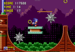 Sonic the Hedgehog Megadrive 194
