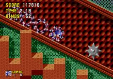 Sonic the Hedgehog Megadrive 198