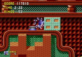 Sonic the Hedgehog Megadrive 199