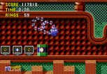 Sonic the Hedgehog Megadrive 201