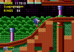 Sonic the Hedgehog Megadrive 203