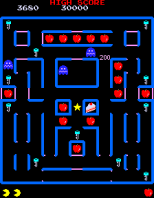 Super Pac-Man Arcade 07