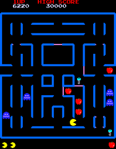 Super Pac-Man Arcade 12
