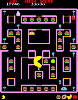Super Pac-Man Arcade 44