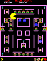 Super Pac-Man Arcade 45