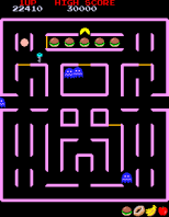Super Pac-Man Arcade 58