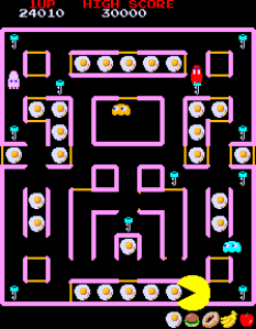 Super Pac-Man Arcade 64