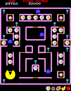 Super Pac-Man Arcade 65