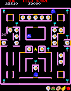 Super Pac-Man Arcade 66
