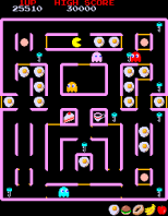 Super Pac-Man Arcade 68