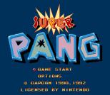 Super Pang SNES 02