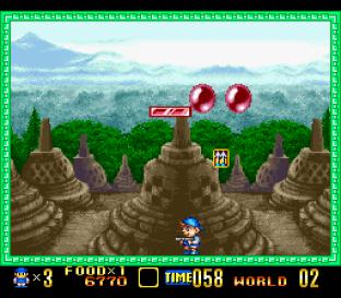 Super Pang SNES 09