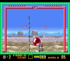 Super Pang SNES 22
