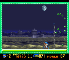 Super Pang SNES 32