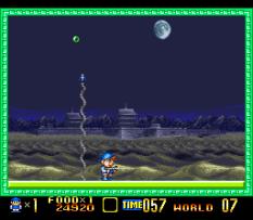 Super Pang SNES 33