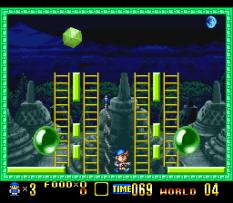 Super Pang SNES 54