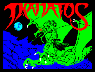 Thanatos ZX Spectrum 01