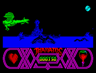 Thanatos ZX Spectrum 09