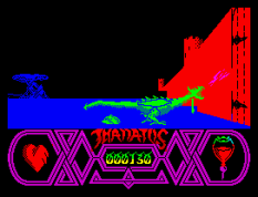 Thanatos ZX Spectrum 11