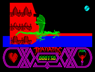 Thanatos ZX Spectrum 12