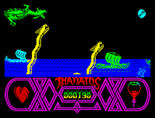 Thanatos ZX Spectrum 20