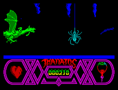 Thanatos ZX Spectrum 21