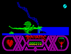 Thanatos ZX Spectrum 22