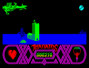 Thanatos ZX Spectrum 23