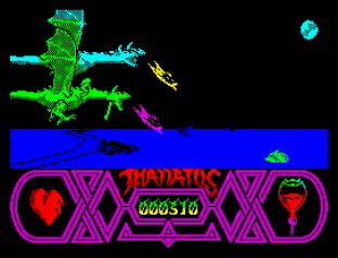 Thanatos ZX Spectrum 31