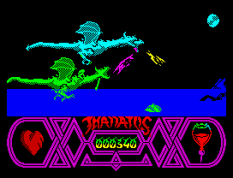 Thanatos ZX Spectrum 32