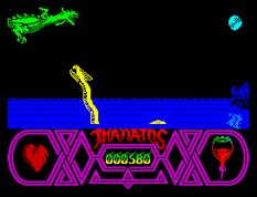 Thanatos ZX Spectrum 33